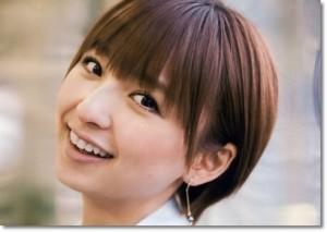 篠田麻里子の性格は努力家?気になる年収は?卒アル・すっぴん画像あり